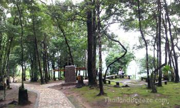 Thong Pha Phum National Park in Kanchanaburi, Thailand.